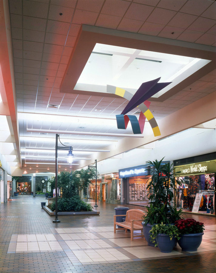 Florin Mall - Mobile Program Sacramento, CA by Jill Casty Art