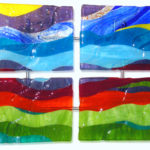 "Landscape Remembered 25.5""w x 18""h x 2.75""d by Jill Casty Art"